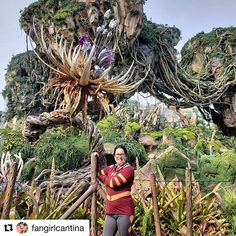 @fangirlcantina will be posting from WDW and #galacticnights!! Make sure to check out her IG story too.  #Repost @fangirlcantina with @get_repost  Flight of Passage is the best ride at Walt Disney World but I expect great things from #GalaxysEdge next year. Follow my Instagram story for adventures from WDW this weekend ending at #GalacticNights tomorrow. I will be covering the #StarWars Land panel.  #disneyparks  #flauntyourworld Style by @HerUniverse @po_zu