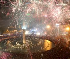 Happy New Year Celebration in Different part of the World [70+ Pic] - ParaDise..!!!