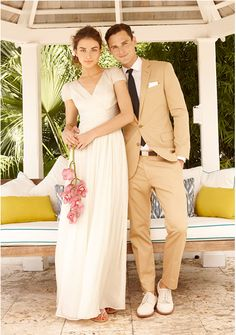 summer wedding anyone? not yet but that is a good look for one.