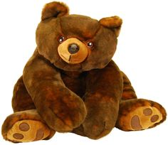 Giant Stuffed Animals | of stuffed animals called Beamerzzz. A unique line of stuffed animals ...