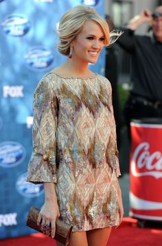 "Carrie Underwood Photo - Fox's ""American Idol 2011"" Finale - Results Show - Arrivals"