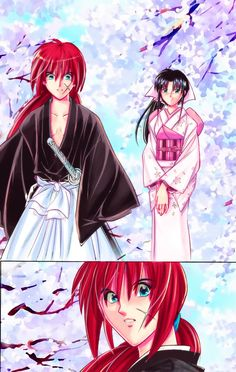I love you [Rurouni Kenshin] by jeanna-dennis.deviantart.com on @DeviantArt