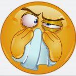 Smiley mit Erkältung emoji faces funny Smiley Got a Cold Smiley Emoji, Sick Emoji, Emoji Love, Funny Smiley, Funny Emoji Faces, Emoticon Faces, Funny Emoticons, Smileys, Emoji Images