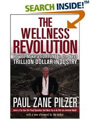 Paul Zane Pilzer indicates the next big trend for wealth - a combination of the Wellness Industry and Home Based Business!  The perfect timing and trends for a business like Arbonne.