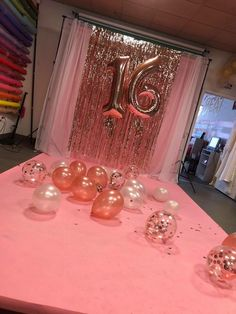 Ideas Birthday Photoshoot Sweet 16 Party Ideas For 2019 - Geburtstag Sweet 16 Party Decorations, 16th Birthday Decorations, Sweet 16 Centerpieces, Sweet 16 Themes, 18th Birthday Party Outfit, Birthday Party For Teens, Girl Birthday, 16th Birthday Ideas For Girls, Hotel Birthday Parties