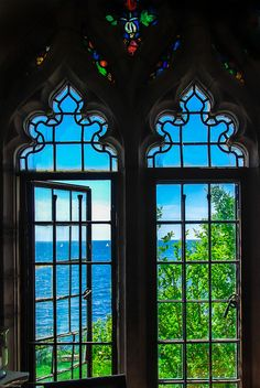 "kendradaycrockett: ""Artists exist to show us the world. So do windows."" ― Jarod Kintz by Deb Ebbeling on Flickr. Through my Eyes…"