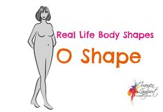 How to dress the apple or O shaped body with style