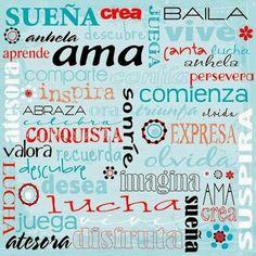Me concentro en pensamientos positivos porque las ideas que tengo y las palabras que digo crean mis experiencias. (((Sesiones y Cursos Online www.ciaramolina.com #psicologia #emociones #salud)))