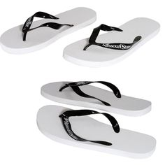 Potential clients are sure to flip over this awesome giveaway! These 15mm thick flip flops are available in a variety of sizes, perfect for fitting your customers' needs. Customize this marketing tool with your company name and logo for a fun way of promoting your business. This gift is an excellent choice for resorts, beach bars, water sport companies, private pools and much more. Take a step in the right direction and order yours today!. No special pricing, promotional programs or l...
