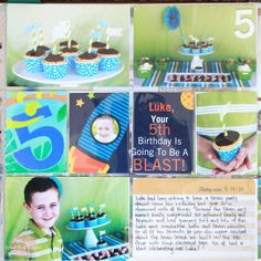 Project Life Tip: How to incorporate birthday cards into your layouts