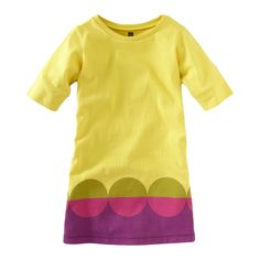 Tea Collection Adorable Dots T-Shirt Dress - Toddler