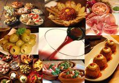 Best Spanish Food, Spanish Cuisine, Spanish Tapas, Spanish Recipes, Antipasto, Paella Party, Tapas Recipes, Food N, Appetizers