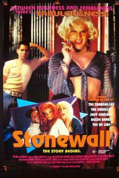 STONEWALL - Piercing movie - Devistating - Pridefull - Heart warming - Intriguing - Fabulous