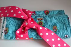 Shop for on Etsy, the place to express your creativity through the buying and selling of handmade and vintage goods. Cute Owl, Minky Fabric, Burp Cloths, Owls, Super Cute, Ship, Trending Outfits, Unique Jewelry, Handmade Gifts