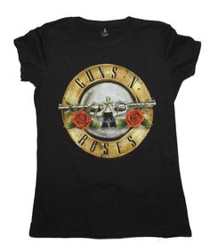 9ea509ba Black Distressed Bullet Tee Shirt Size 8 (M). Free shipping and guaranteed  authenticity