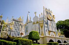 It's A Small World After All by ExplicitStudios on @DeviantArt