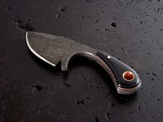 custom Neck knife 188