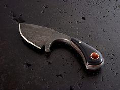 custom Neck knife 188