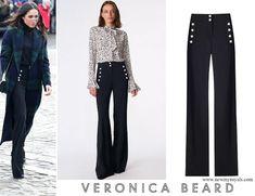 Veronica Beard Adley Pants