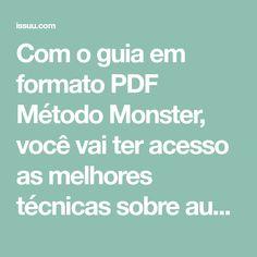 método monster site