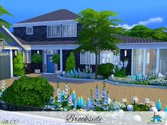 The Sims Resource: Brookside - Nocc by sharon337 • Sims 4 Downloads