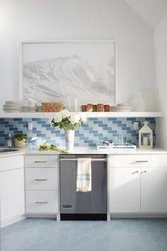 56 Best Hexagon Tiles In The Kitchen Images In 2019 Hexagon Tiles