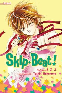 Skip Beat! Graphic Novel 1-3 Omnibus #RightStuf2013