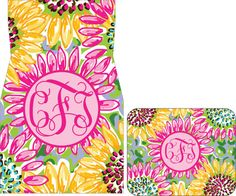 Monogrammed Car Floor Mats Monogrammed Car by SOUTHERNMADETN