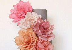 パパッと簡単に作れる♪コーヒーフィルターで本物みたいな造花をDIY!