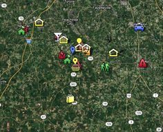 Walking-dead-google-map