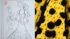 SCHIAPARELLI Haute Couture Fall/Winter 2014-15 - The making of (5/6)