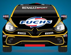 "Check out new work on my @Behance portfolio: ""Clio R3T Fuchs layout 2017"" http://be.net/gallery/51414433/Clio-R3T-Fuchs-layout-2017"