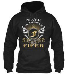 FIFER - Never Underestimate #Fifer