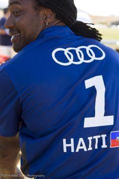 Team Haiti Captain Claude-Alix Betrand #PoloTeam Haiti Soccer, Polo Team, Sport 2, People Around The World, Caribbean, Culture, Chocolate, Stars, Big