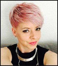15 Super-Kurzen Haarschnitt Ideen für Selbstbewusste Frauen ...   Einfache Frisuren