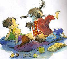 Stephen Michael King Simple Pleasures, S Pic, Children's Books, Illustrators, Australia, King, Pictures, Book Illustrations, Aries