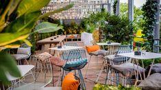 Enjoy over 100 vegetarian and vegan dishes in the heart of Zurich - Hiltl, the oldest vegetarian restaurant in the world. Art Deco Hotel, Pool Bar, Zurich, Restaurant Bar, Zigarren Lounges, Paris Match, Outdoor Furniture Sets, Outdoor Decor, Future Travel