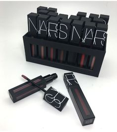 .@NARSissist Hits Us with their Powermattes! And they're Serious. #beauty