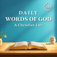 Enjoy a passage of classic words of God every day and gain God's protection and blessings.  #Increase_Your_Faith #Gain_Inspiration_and_Strength #knowledge_of_God #The_Way_to_Know_God  Christian Life, Christian Quotes, Christian Living, Christian Marriage, Christian Women, Daily Devotional, Daily Bible, Get Closer To God, Daily Word