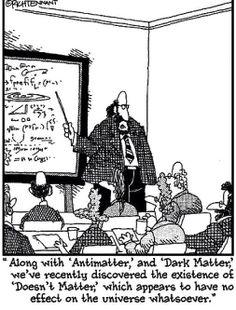 Blagues à caractère scientifique : une troisième