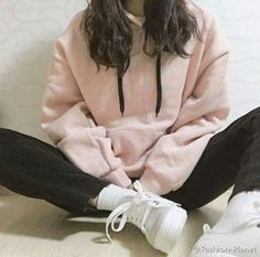 Korean fashion styles 790452172079069298 - Trendy fashion korean hoodie style ideas Source by Edgy Teen Fashion, Korean Fashion Trends, Korean Street Fashion, Korea Fashion, Asian Fashion, Look Fashion, Fashion Tips, Fashion Design, Fashion Ideas