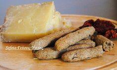 Κριτσίνια ολικής αλέσεως με ελαιόλαδο , κρασί και γλυκάνισο. Συνταγές για διαβητικούς Dairy, Food And Drink, Cheese, Cookies, Healthy, Sticks, Ideas, Recipes, Crack Crackers