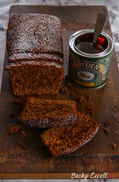 My McVitie's-inspired Gluten Free Jamaican Ginger Loaf Cake Recipe (dairy free) Gluten Free Cakes, Gluten Free Baking, Vegan Gluten Free, Paleo, Jamaican Ginger Cake, Ginger Loaf Cake, Sweet Recipes, Cake Recipes, Gingerbread Cake