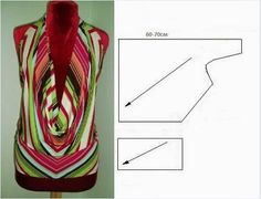 Fashion and Sewing Tips: Draped