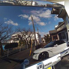 大晦日の最優先ミッション洗車だん #s660