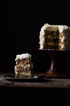 Paleo Carrot Cake #glutenfree #grainfree #paleo