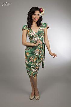 hawaiian dress 2