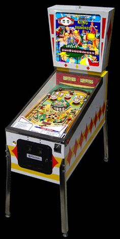 Retro Pinball ... my brother loved playing these!