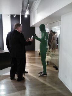 Green Man has been spotted at BBF! #neocon12 #neoconography pic.twitter.com/qf48InBR