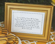 Adorable {Vintage Modern} Baby Bumble Bee Party
